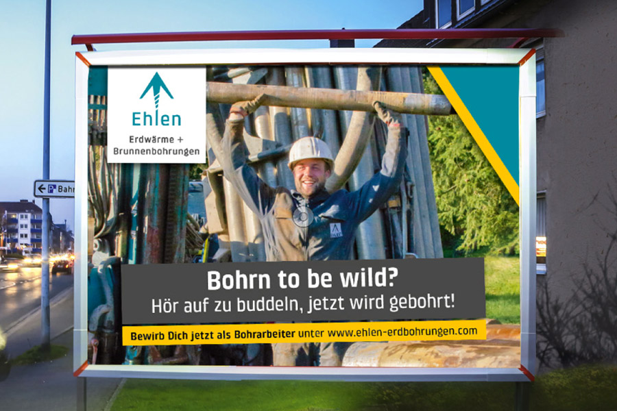 Bohrn to be wild?